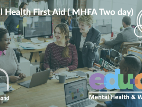 MHFA two day bedford