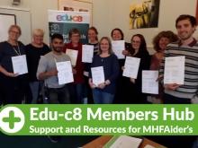 Edu-c8 members Hub